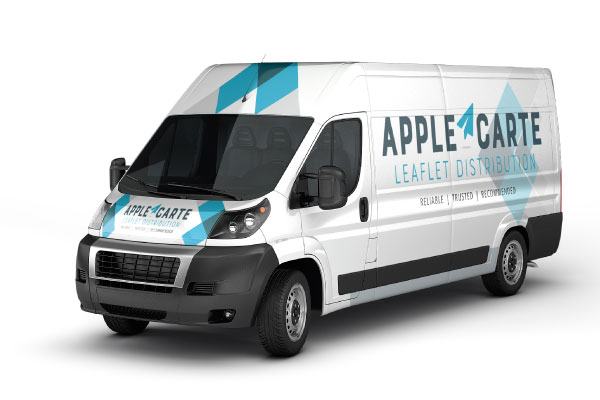 Applecarte Distribution Van
